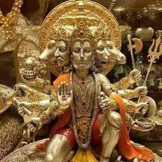 Panchamukhi Hanuman Stuti - TemplePurohit.com  1) Om namo bhagavathe…