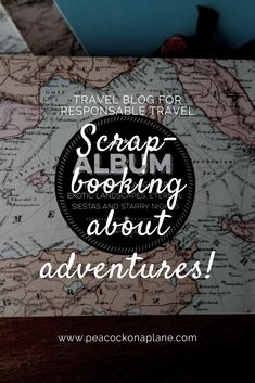 Scapbooking is the best way but definitely not the only way to have a place for all your travel memories, ticket stubs, maps, writing and a wonderful thing to create and have in this digital age... Do you keep a scrapbook? . . #peacockonaplane #scrapbooking #responsabletravel #travelblog Top Tours, Ticket Stubs, Responsible Travel, G Adventures, Group Travel, Tour Operator, Travel Memories, Travel Alone, Travel Abroad