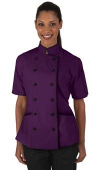 Short Sleeve Chef Coats by UA Chef are fast becoming the new preference for many chefs today in the restaurant.