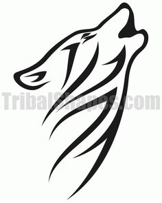 Wolf Tattoo Photo: This Photo was uploaded by Natassa_scarver. Find other Wolf . - Wolf Tattoo Photo: This Photo was uploaded by Natassa_scarver. Find other Wolf Tattoo pictures and - Tribal Tattoos, Stencil Art, Tattoos, Picture Tattoos, Tribal Animals, Tribal Wolf, Tribal Animal Tattoos, Tribal Wolf Tattoo, Wolf Silhouette