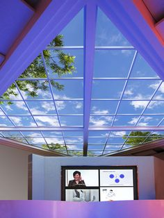 Sky Factory Luminous SkyCeilings™, virtual skylights, faithfully reproduce the subtle visual stimuli of real sky.   These award-winning skylights use Sky Fac...