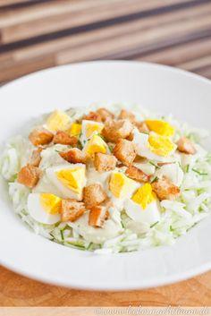 Heute habe ich eine meiner liebsten Varianten für Gurkensalat für Euch. Auch wenn der Sommer jetzt rum ist, esse ich nach wie vor gerne Salat. Vor allem Abends. Oder auch mal Mittags auf der Arbeit. Ehrlich gesagt, könnte ich sogar … Weiterlesen →