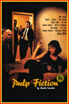 On this day: At 14th October of 1994, the writer-director Quentin Tarantino's...