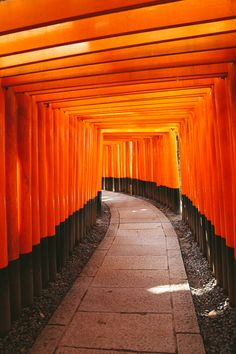 Fushimi Inari-taisha Shrine - Kyoto