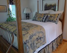 My Grandmother's Lace - Bedding Collections: Animal Friends - Black Amber Equestrian Bedding