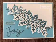 Heart of Christmas: September - What Cathy Made