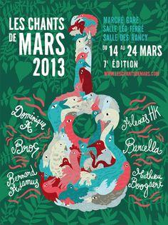 Les Champs de Mars 2013