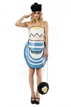 The Rodnik Band >> egg cup dress