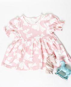 More pink bows!  #matildajaneclothing #MJCdreamcloset