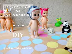 "DIY, zrób to sam, blog z instrukcjami ""krok po kroku"": 15 prezentów DIY na Dzień Dziecka Crafts, Blog, Manualidades, Blogging, Handmade Crafts, Craft, Arts And Crafts, Artesanato, Handicraft"