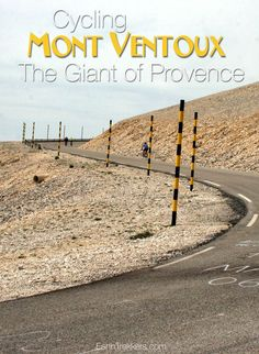 Cycling Mont Ventoux in Provence, France