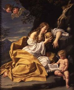 Mary Magdalene in Contemplation