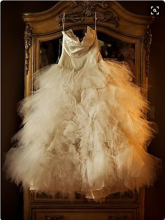 #Tulle #Dress #Cream #Women #Flowers