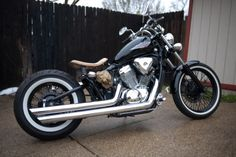 Custom-Bobber-1996-Honda-Shadow-VLX-600-VT600CD
