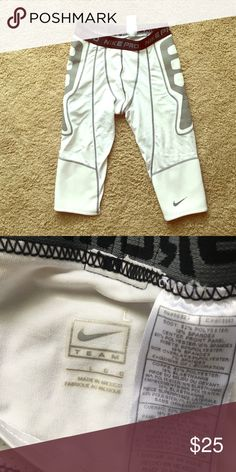 NEW! Men's Nike Compression Pants! Great Condition! Size L Nike Other