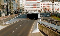 Nog een voorbeeld van ondergronds rijden.