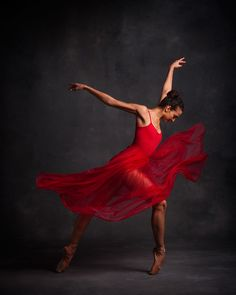 Gabrielle Salvatto, currently filming Flesh and Bone which will be aired on Starz. photo by NYC Dance Project