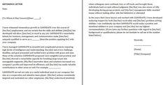 Reference letter 01