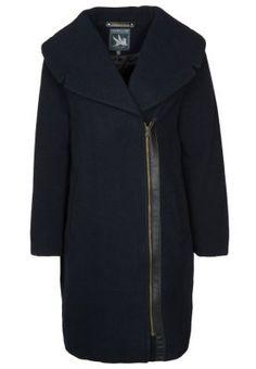 Spiewak Montgomery coat navy