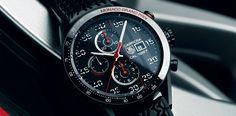 "2014 TAG Heuer Carrera 1887 ""Monaco Grand Prix"" Titanium Edition | The Home of TAG Heuer Collectors"
