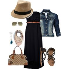 summer dreamin', created by vbean on Polyvore