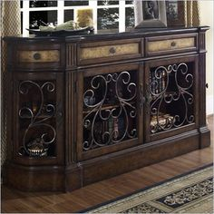 Accents Credenza in Carmel-for the living room