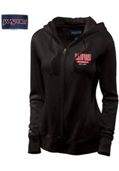The winter months are hitting hard! Make sure to layer with this Radford University Highlanders Women's Full-Zip Hooded Sweatshirt at the campus bookstore!
