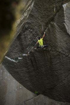 House Under a Rock — Kilian Fischhuber on Dreamcatcher 5.14d, Cacodemon...