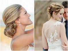 Wedding Updos For Brides