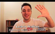 Learn Italian - Grammar Basics 5 | il Gerundio