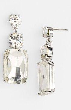 Kate Spade New York Opening Night Drop Earrings, $78 at Nordstrom