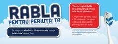 """Caravana """"Rabla pentru Periuța Ta"""" 2014 este sambata la Iasi"""