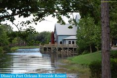 Disney's Port Orleans Riverside Resort at Disney World