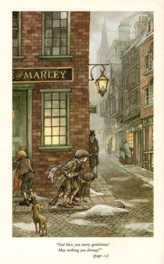 christmas carol by charles dickens - Google Search