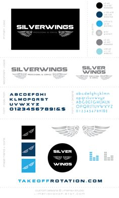 A very talented friend of mine recently began pursuing his passion for music and launched his DJ career with the suedo-name DJ Silverwings....