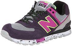 New Balance WL 574 OPP Purple Pink 37.5 - http://on-line-kaufen.de/new-balance/37-5-eu-new-balance-wl-574-opp-purple-pink