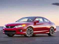 2013 Honda Accord EX l V6 Coupe (Avant)