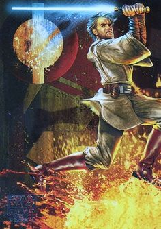 Star Wars Unleashed Obi-Wan Kenobi