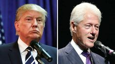 Welcome to Emmanuel Donkor's Blog: Trump slams Bill Clinton, mocks campaign strategy