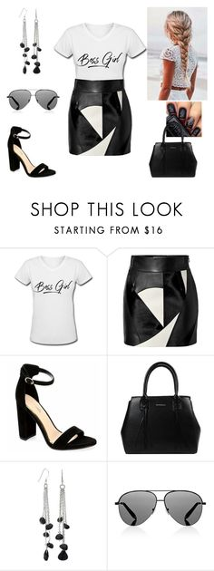 """""""Beautiful everyday"""" by paoladouka on Polyvore featuring FAUSTO PUGLISI, Avanti and Victoria Beckham"""