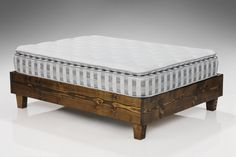 Dreamfoam Bedding Ultimate Dreams Crazy Quilt Pillow Top Mattress, Twin