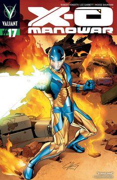 X-O Manowar #17 (Issue)