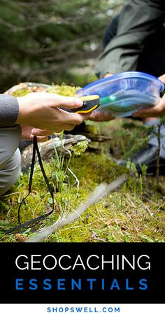 So many adventures await with geocaching! Here's what you may need to get started.