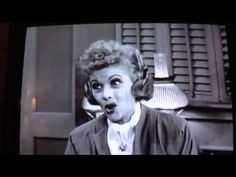 I LOVE LUCY Lucy learns Spanish - YouTube