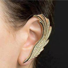 Unique Earring Wing Model Jewelry Box Cute Chunky Ear