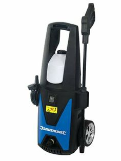 Silverline Pressure Washer More than industrial supplies available to order. Pressure Washer Tips, Pressure Washers, Bar Pas Cher, Deep Cleaning, Power Tools, Hand Tools, Home Remodeling, Outdoor Power Equipment, Home Appliances