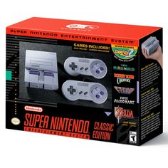 "Mommy Comper Shared: Win Super NES Classic with 20 Games – #Giveaways (US)  <a href=""https://www.mommycomper.com/2018/07/win-super-nes-classic-with-20-games-giveaway-us/?utm_source=pinterest.com&utm_medium=social&utm_campaign=Social+Share"" target=""_blank"">To learn more click here.</a>"