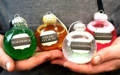 These Harry Potter Christmas ornaments are better than a box of Bertie Botts' Every Flavor Beans. Check out these gorgeous Muggle-approved Harry Potter ornaments in every shape and size. Harry Potter Christmas Decorations, Harry Potter Ornaments, Harry Potter Christmas Tree, Holiday Decorations, Homemade Christmas Gifts, Diy Christmas Ornaments, Handmade Christmas, Christmas Ideas, Clear Ornaments