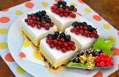 Šlehačkové prázdniny (III.): Šokující objev, italská jde i bez tuku! Dessert Recipes, Desserts, Waffles, Cheesecake, Treats, Breakfast, Sweet, Tv, Food