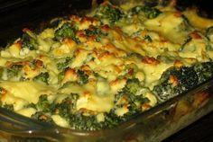 Retete Culinare - Budinca de broccoli Quiche, Cauliflower, Appetizers, Vegetarian, Chicken, Meat, Vegetables, Breakfast, Recipes